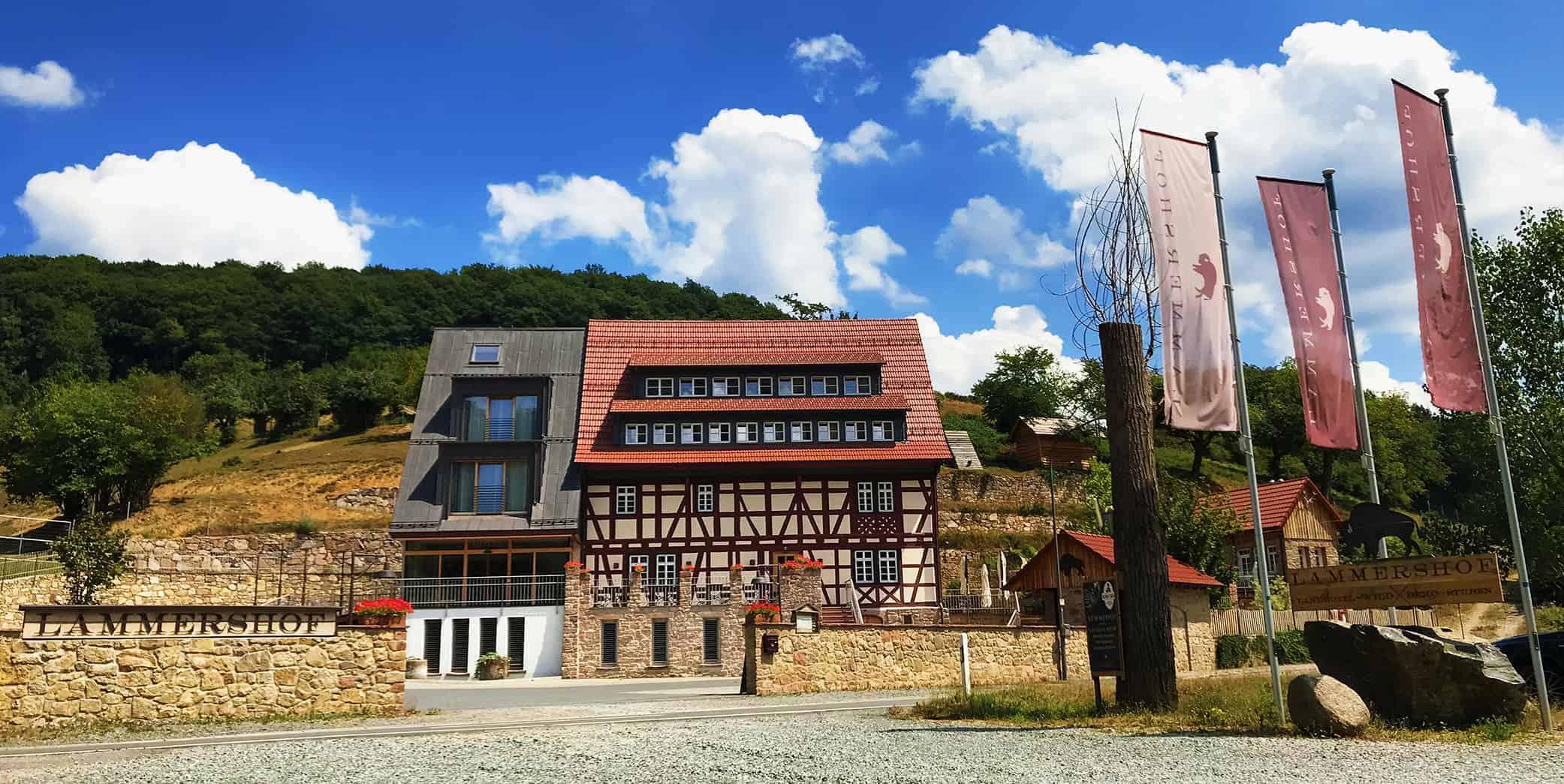 Workshop Hotel Lammershof Birkenau. Foto: Boris Glatthaar